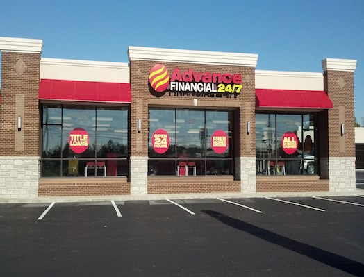 Advance Financial wilma rudolph blvd, clarksville tn