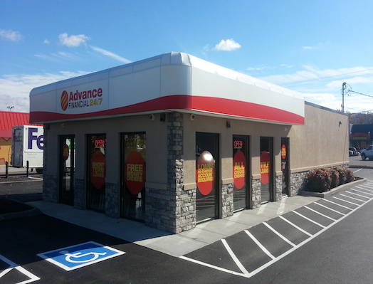 Advance Financial Store in Oak Ridge, TN