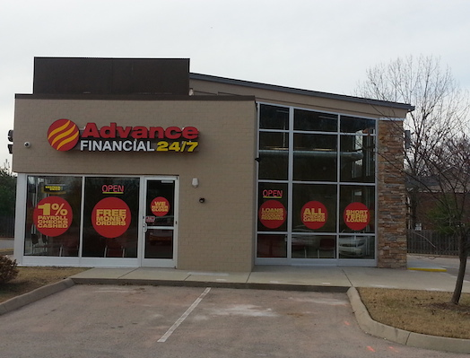 Advance Financial Store in Spring Hill, TN