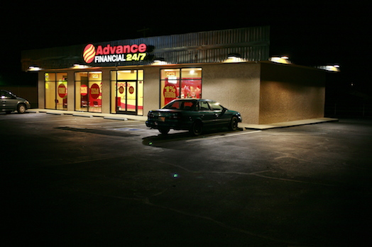 Advance Financial Store in Pulaski