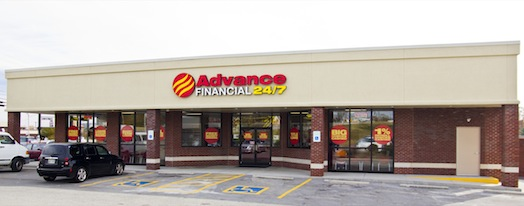 Advance Financial Store in Knoxville, TN