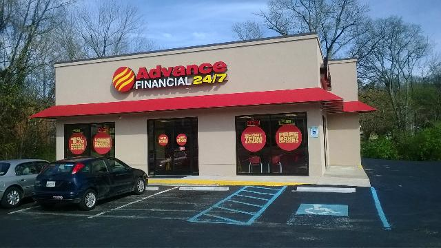Advance Financial store in Chattanooga, TN