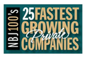 NBJ's 25 fastest growing companies