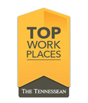 Advance Financial - Awarded Top Places to work by the Tennessean in 2013 & 2014