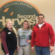 AF Employees At Second Harvest