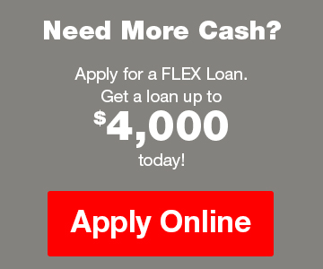 Flex Loan Alternative For Payday Loan
