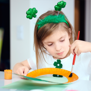 Fun St. Patrick's Day Crafts For Kids