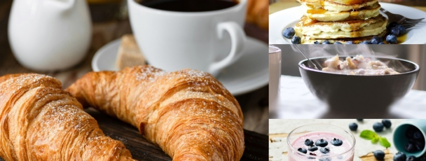 Better Breakfast: Croissants And Coffee