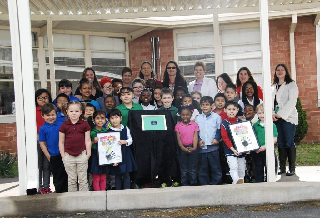 Advance Financial Gift to Charlotte Park Elementary