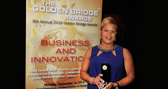Advance Financial Wins The Golden Bridge Awards