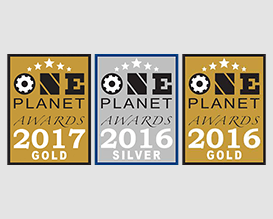 Advance Financial Received One Planet Awards