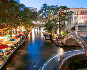San Antonio Riverwalk Texas: Online Loans