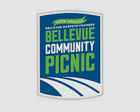 Advance Financial Volunteerism in 2018: Bellevue Community Picnic