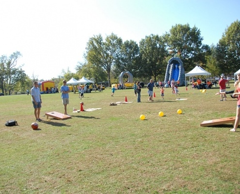 Advance Financial 20th Anniversary Event- Employees Playtime