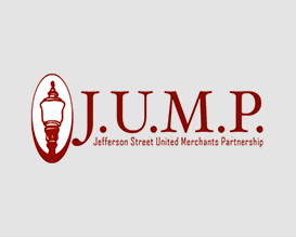 Advance Financial Donation to Jefferson Street United Merchants Partnership JUMP in 2018
