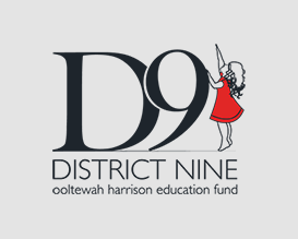 Advance Financial Donation to Ooltewah Harris Education Fund in 2018