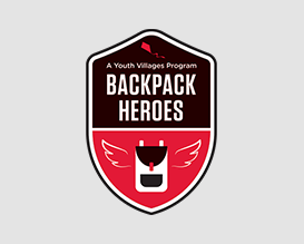 Advance Financial Volunteerism in 2018: Youth Villages Backpack Heroes