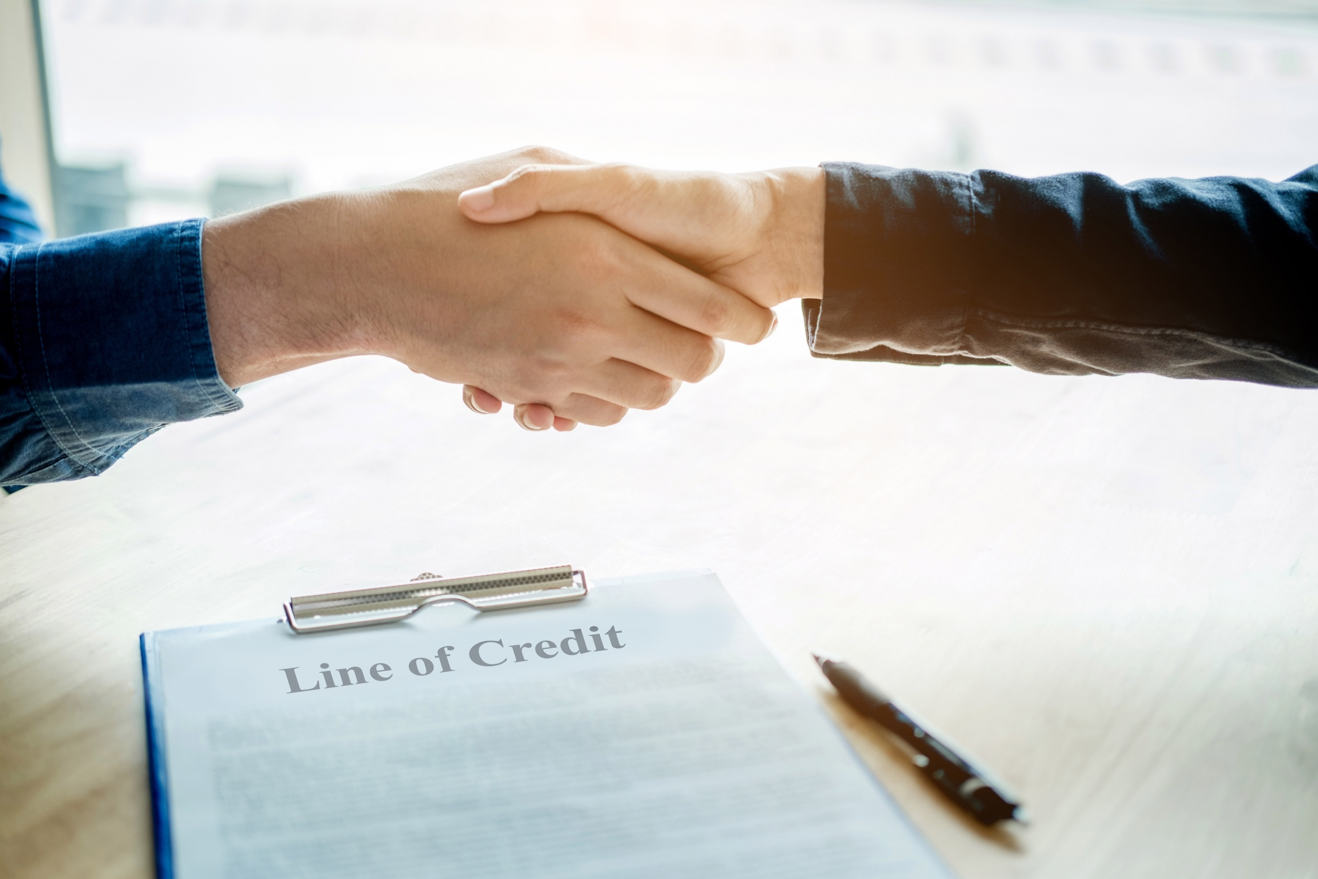 Advance Financial Line Of Credit