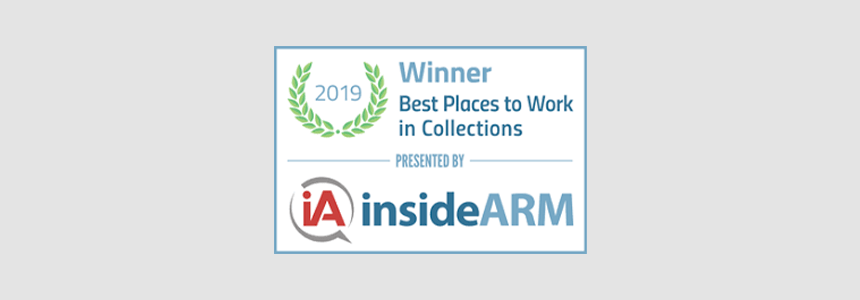 AF Received Best Places to Work Award from Inside Arm in 2019