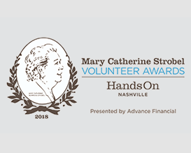 AF Hands on Nashville Strobel Awards af Day of Service