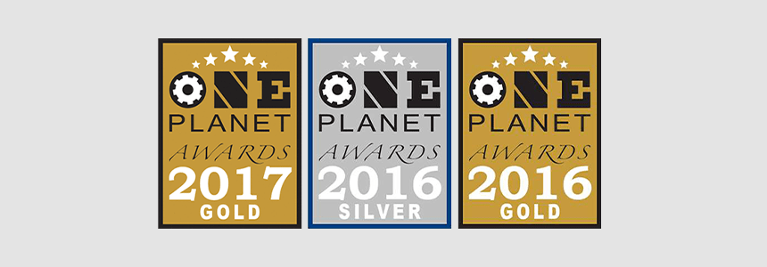 AF Received One Planet Awards