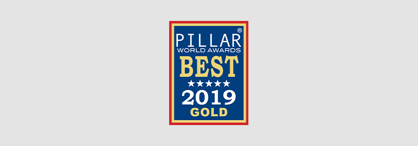AF Received Pillar World Awards