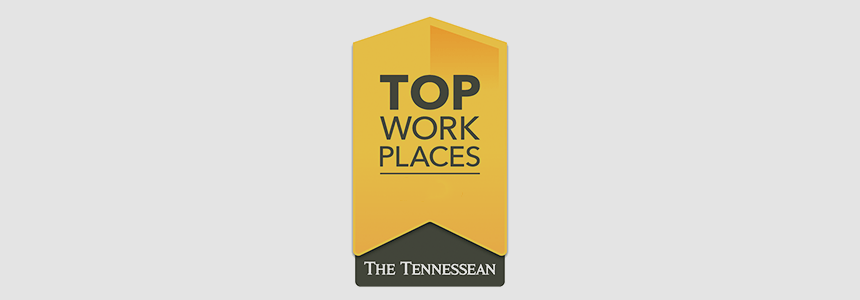 AF Received Award from Top Workplaces