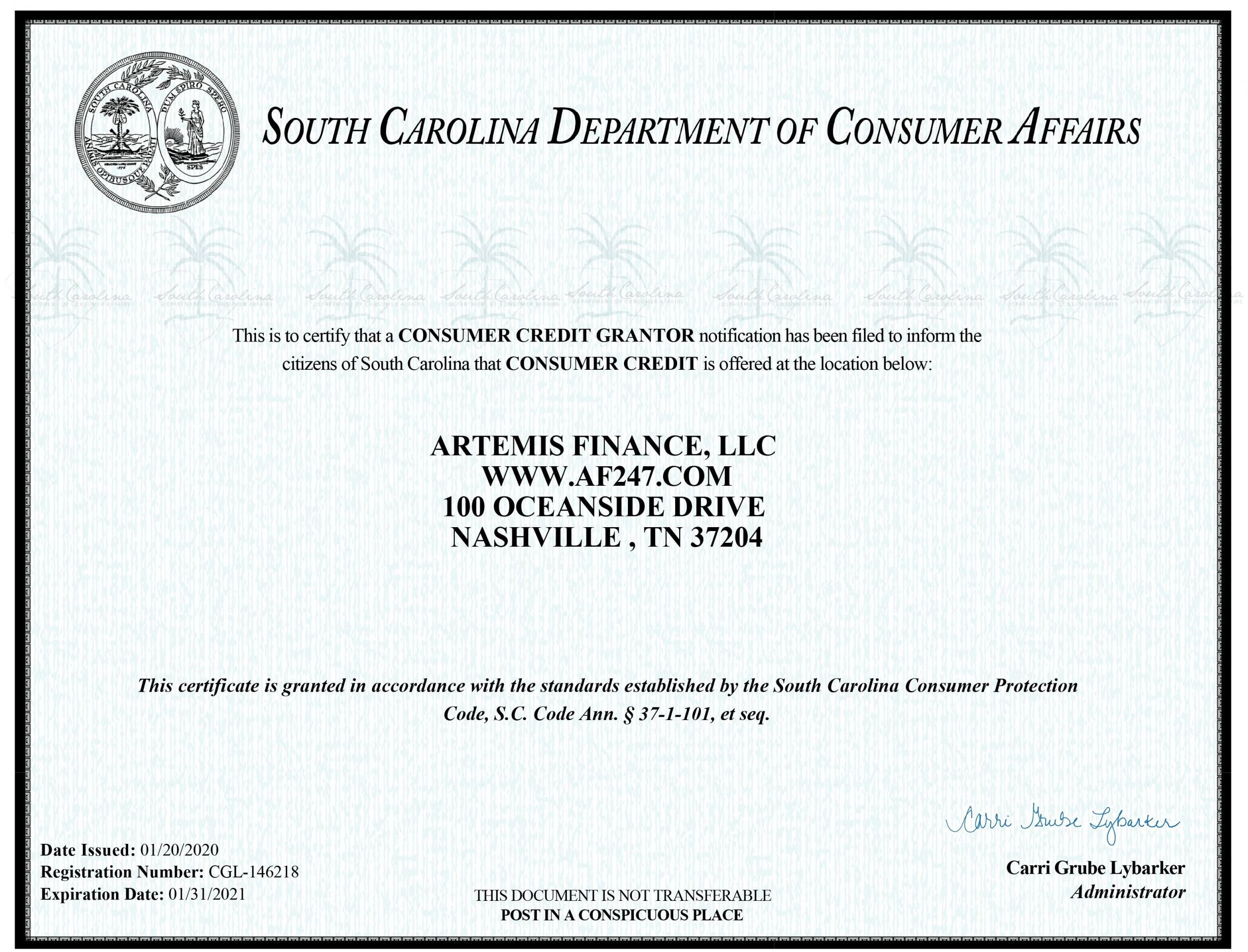 south_carolina_consumer_grantor_notifications